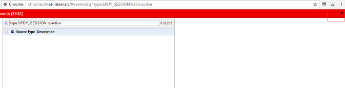 ERR_SPDY_PROTOCOL_ERROR错误解决步骤1